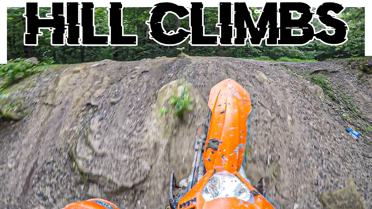 Hill Climb Madness On The KTM250XCW.. | Bikes Everywhere!