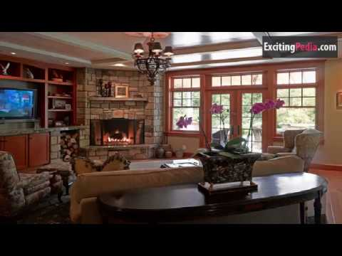 20 corner fireplace ideas for living room with tv youtube - Does a living room need a fireplace ...