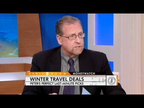 Last-Minute Winter Travel Deals