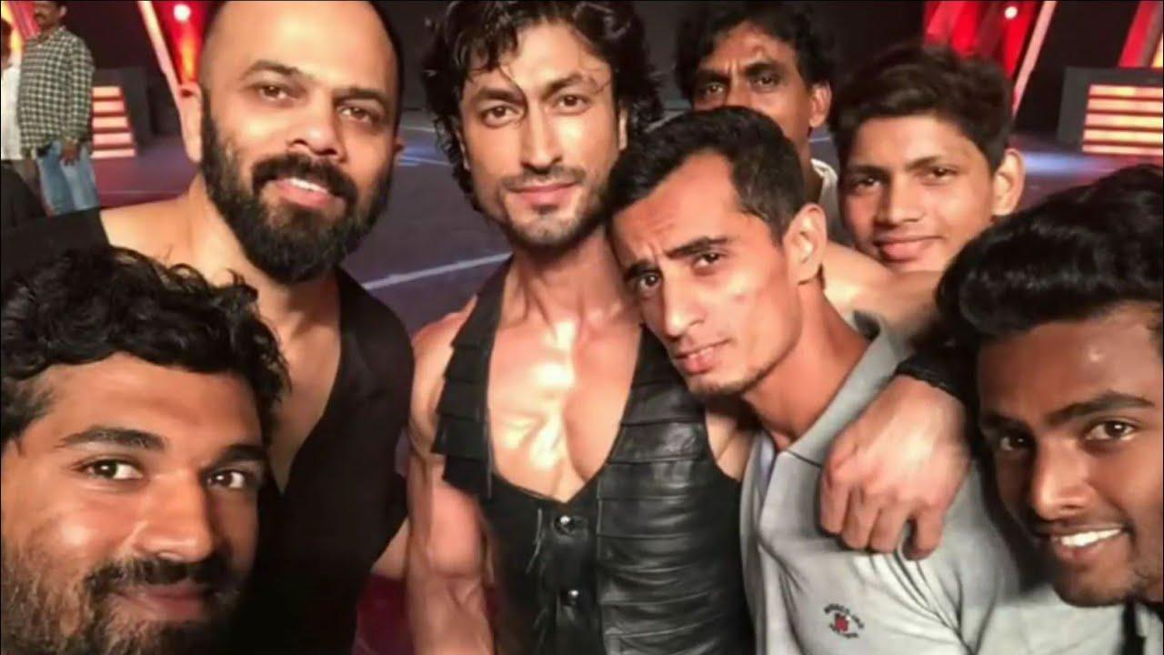 Download Sunny Sagar and Vidyut Jamwal pictures in Bollywood