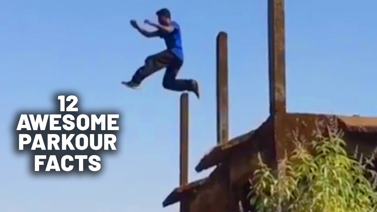 12 Unbelievable Facts About Parkour | Dose of Awesome