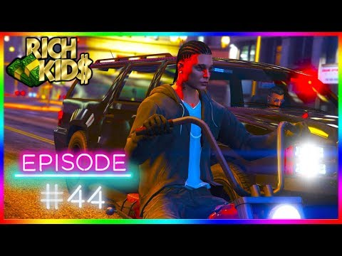 GTA 5 Bike Life #9 Ft. Meek Mill (Rich Kids #44)