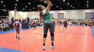 Strike force - 5th game - 2020 Daytona Volleyball Tournament