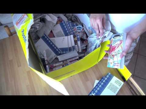 Unboxing 2 - MANGA ROVINATI dalle Poste Italiane