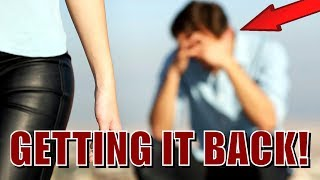 LOSING Your SWAG Afтer GETTING DUMPED! ( Red Pill )