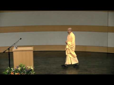 "Radhanth Swami's talk on ""Redefining Happiness"""