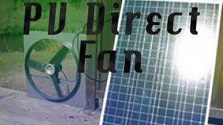PV (solar)  Direct Fan