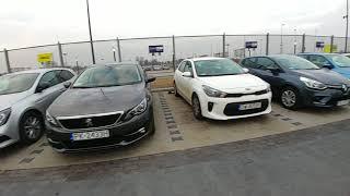 Wroclaw Car Rent Parking 2018