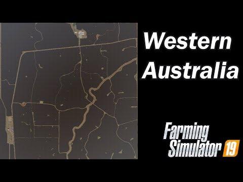 Farming Simulator 19 - Map First Impression - Western Australia 4X