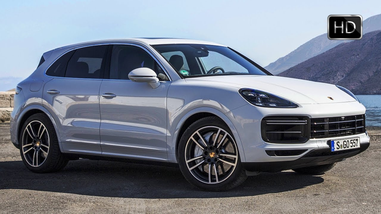 2019 porsche cayenne turbo suv exterior interior design off road test drive hd