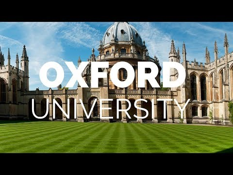 Oxford University Scholarships Mp3