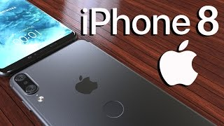 iPhone 8(Edition)(7S) Design Based on Latest leaks ,Vertical Dual camera