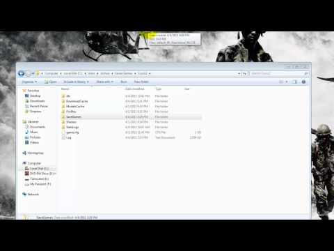 Crysis 2 Game Save