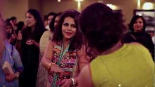Muaz & Syedda v2 | Pakistani Mehndi Video | Bradford | Muslim Wedding