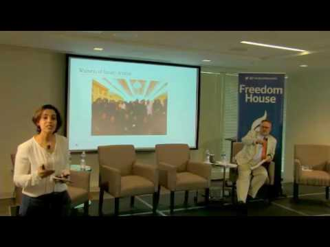 Citizen Activism in the Digital Age - Mark Palmer Forum, Session 3 (2016)