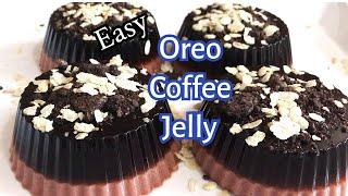 Easy Oreo Coffee Jelly / Patok na negosyo