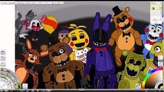 Five Nights at Freddy's 2-Burhan ile Korku Dolu Anlar-Bölüm 3