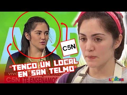 Mas Fraude Samanta De Bake Off 2020 Otra Vez En C5n Tengo Un