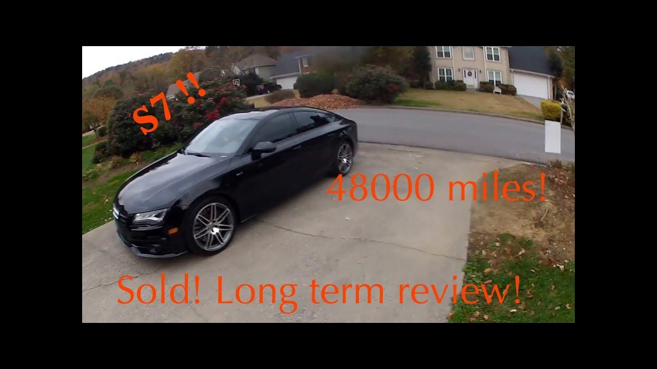 Audi S Quattro Owner Review POV Test Drive - Audi s7 0 60