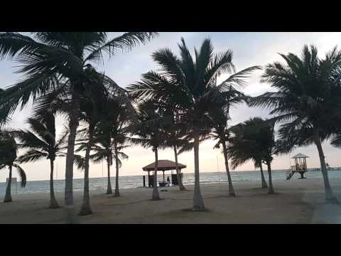 Petro rabigh community beach Red Sea saudi arabia in 4k UHD