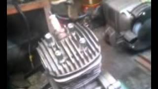 Бөлім (3)- жөндеу веломотор кқ-50/80