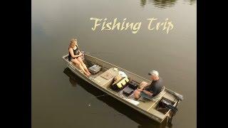 Fishing Trip in New Tracker Topper 1436