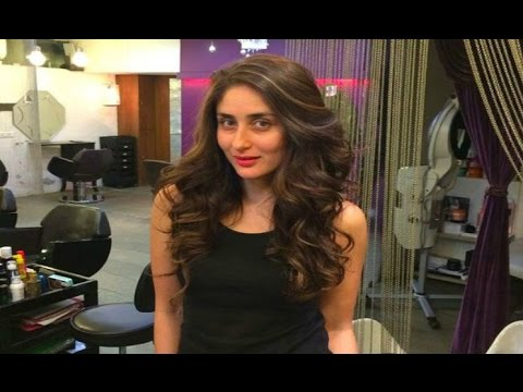 Ka And Ki Kareena Kapoor In New Hairstyle Youtube