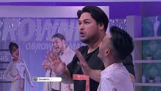 BROWNIS - Igun Pengen Jadi Hot Papa Kaya Jeremy Thomas (13/11/17) Part 1
