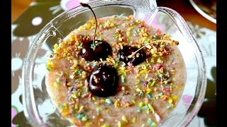 ~CooKing~Кокосовый йогурт с фруктами//+небольшой VLOG// Сильный дождь