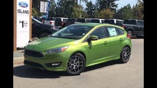 2018 Ford Focus SE Winter Sport Review| Island Ford