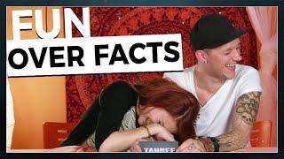 Fun Facts: Unnütze Fragen über Frauen – 1/2