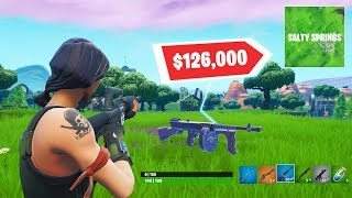How much Fortnite items cost in real life...
