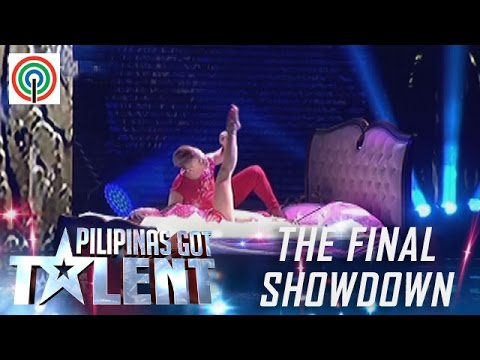 Pilipinas Got Talent Season 5 Live Finale: Power Duo - Dance Duo