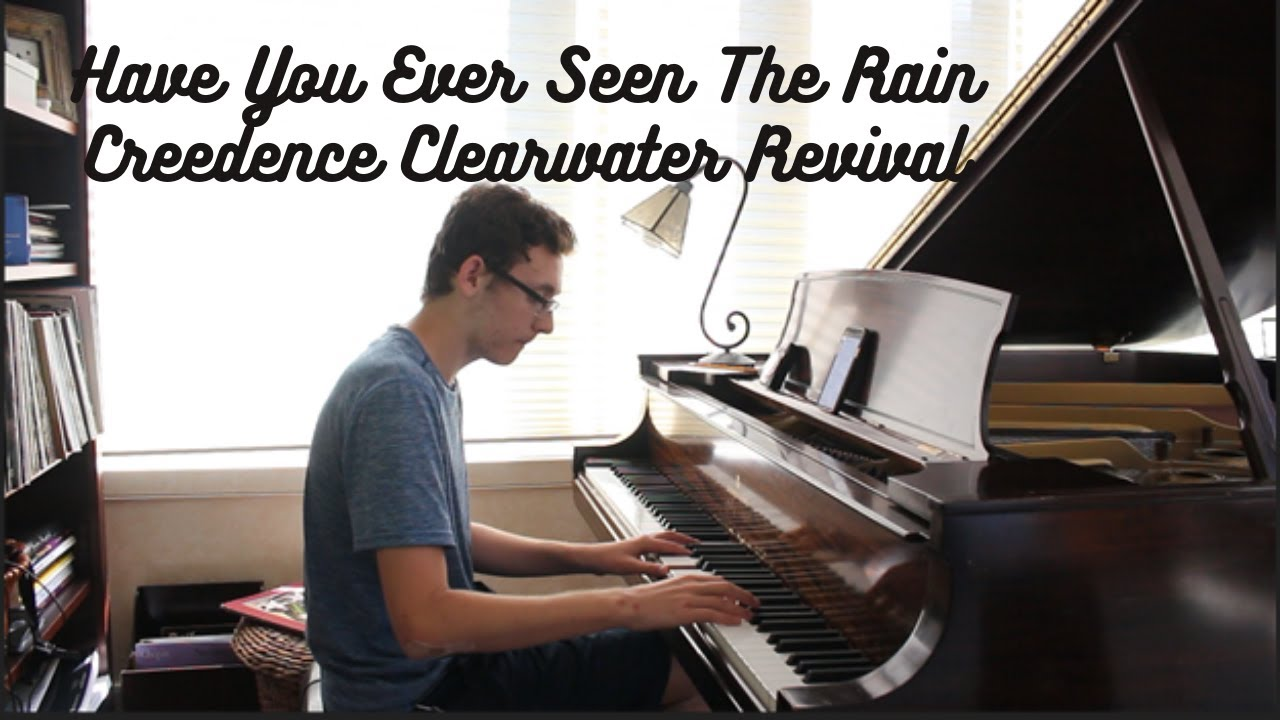 Creedence Clearwater Revival- Have You Ever Seen The Rain COVER