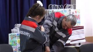 Электрики провели урок для харьковских школьников