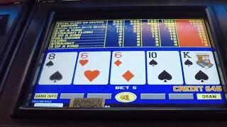 'NSU' Deuces Wild video poker: 1 'counterintuitive' play