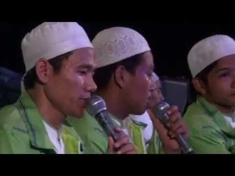 Kasih sayang Bunda (Versi India Kal Ho Na Ho) | Ahbabul Musthofa Bangkalan