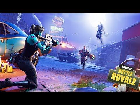 HIKEPLAYS: Fortnite Battle Royale - BEST GAME EVER!!! - LEGENDARY LOADOUT (4K)