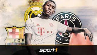 Mittelfeld-Wunsch: Welcher Top-Klub hat Platz für Alaba? | SPORT1