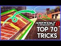 Top 70 Tricks in Asphalt 8 | Ultimate Guide To Drive In Pro Style #1