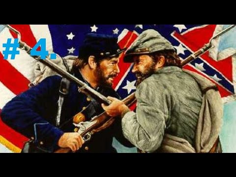 A SiC Play: Ultimate General: Civil War - Union Campaign - # 4. - 1st Battle of Bull Run