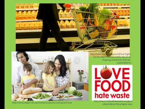 Household Food Waste in Australia