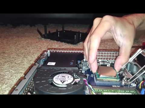 Alienware Alpha i3 CPU Upgrade i5