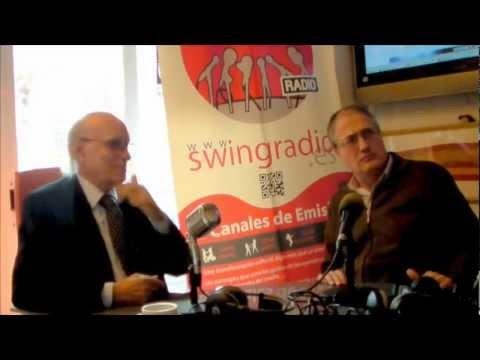 Antonio Garcia-Trevijano en Swing RADIO Valencia (15 Diciembre 2012)