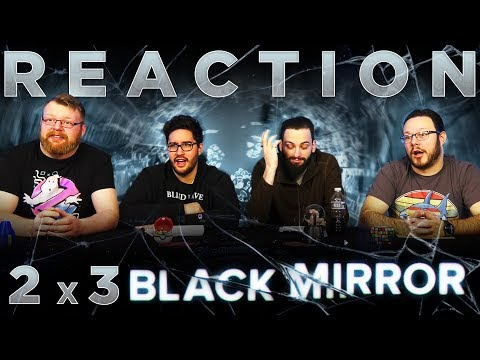 "Black Mirror 2x3 REACTION!! ""The Waldo Moment"" REUPLOAD"
