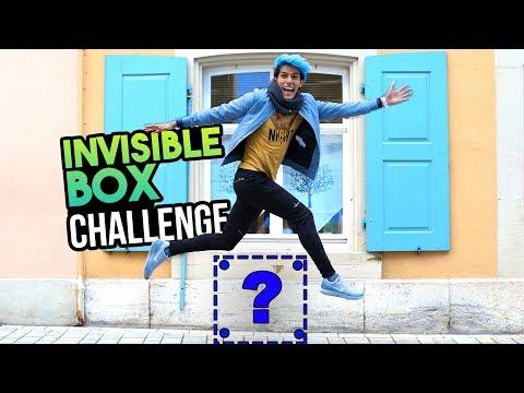 INVISIBLE BOX CHALLENGE   RETO DE LA CAJA INVISIBLE   LOS POLINESIOS RETO