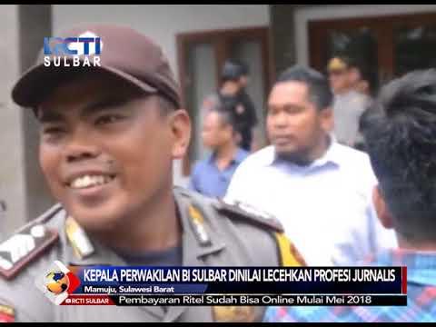 Demo Protes Cuitan Kepala BI Ricuh   Seputar iNews Sulbar   25-04-2018