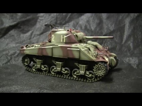 1/35th scale Tamiya Early Production M4 sherman tank