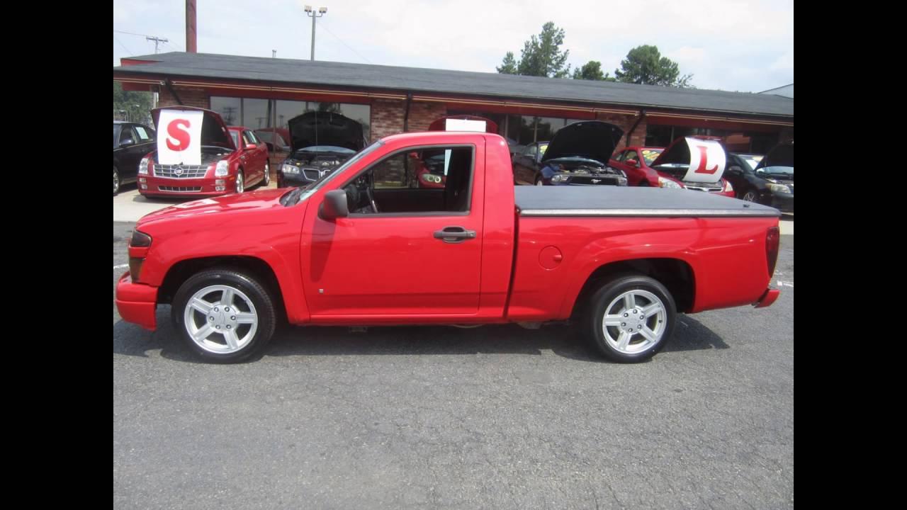 Colorado 2006 chevrolet colorado : 2006 Chevrolet Colorado Regular Cab LS Pickup -Ride Now Motors ...