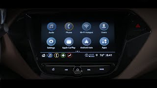 homepage tile video photo for All-New 2021 Chevy Trailblazer - Infotainment | Chevrolet